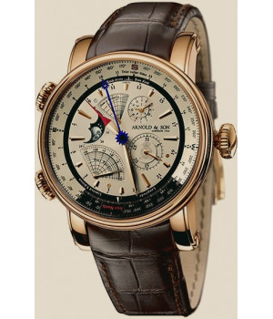 Arnold Son Instrument Collection Grand Complications True North Perpetual