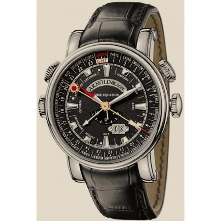 "Arnold Son Royal Collection Hornet World Timer ""Новые"""