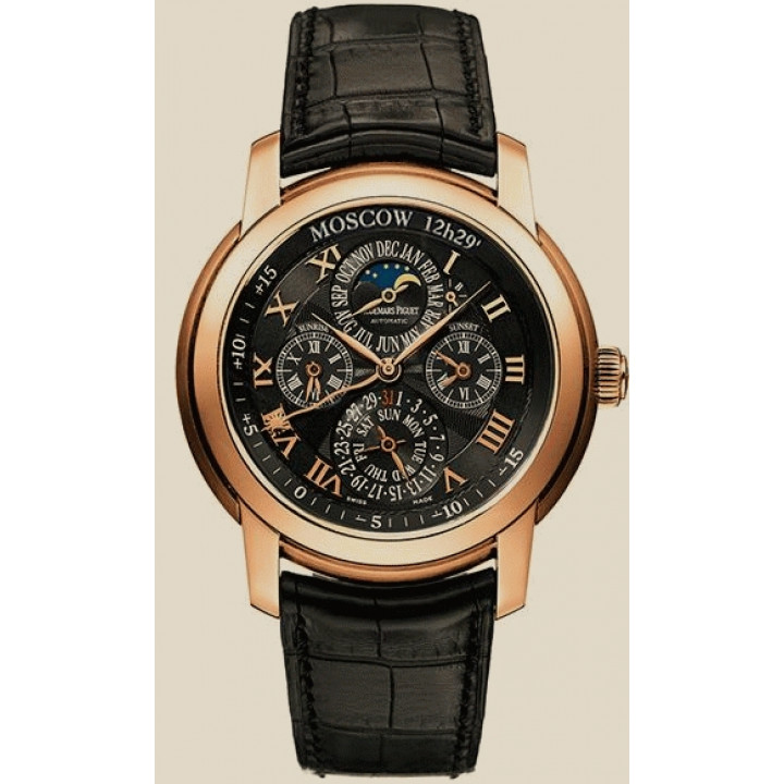 "Audemars Piguet Jules Audemars Equation of Time ""Новые"""