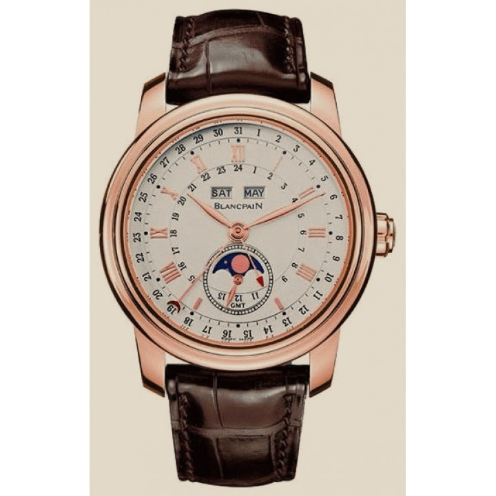 "Blancpain Le Brassus GMT Complete Calendar ""БУ"""