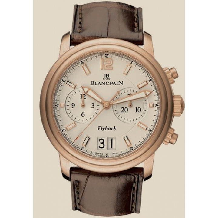 "Blancpain Léman Flyback Chronograph Grande Date ""БУ"""