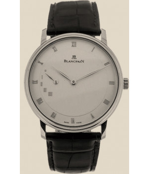 Blancpain Villeret 40 Ultra Slim Power Reserve