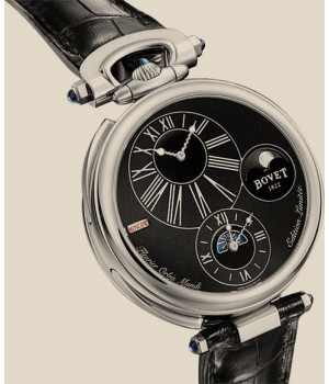 Bovet Amadeo Fleurier Complications 46 Orbis Mundi Moon Phase