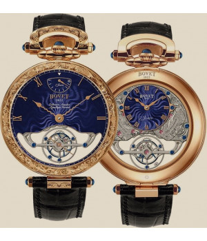 Bovet Amadeo Fleurier Grand Complications Fleurier 0 7-Day Tourbillon