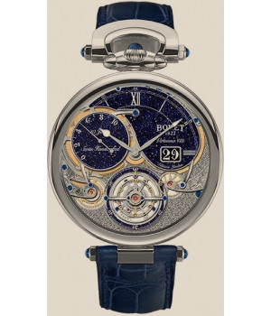 Bovet Amadeo Fleurier Grand Complications Virtuoso VIII 10-day Flying Tourbillon Big Date