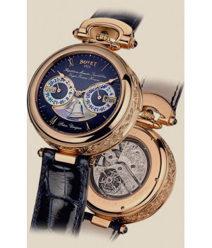 Bovet Amadeo Fleurier Tourbillon