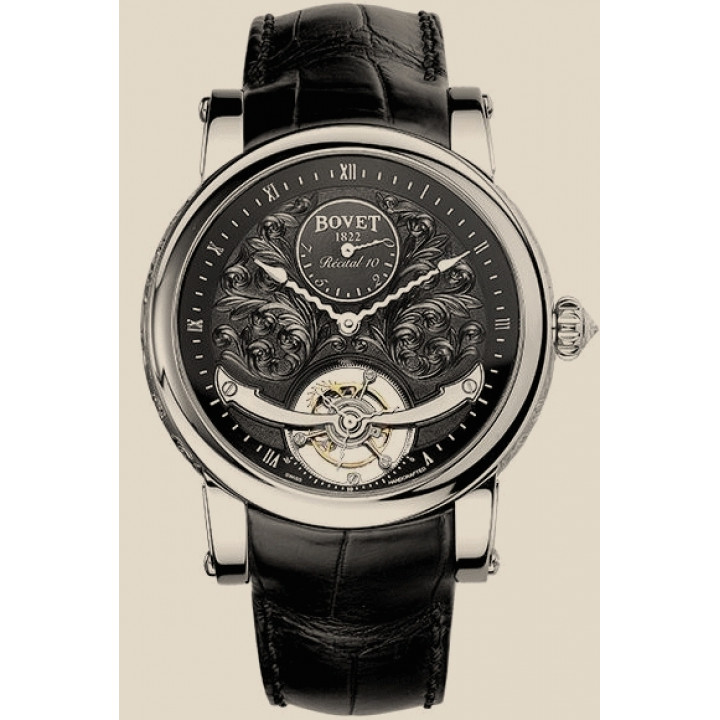 "Bovet Dimier Recital 10 7-Day Tourbillon ""Новые"""