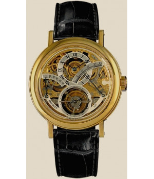 Breguet Classique Complications 3655 TOURBILLON SKELETON