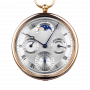 "Breguet Classique Complications Ultra-Thin Perpetual Calendar Pocket Watch ""БУ"""