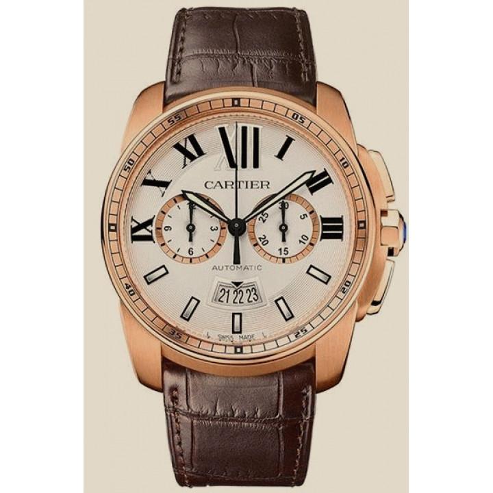 "Cartier Calibre de Cartier Chronograph ""БУ"""