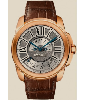 Cartier Calibre de Cartier de Cartier Multiple Time Zone