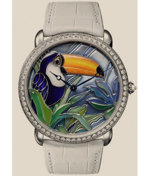 Cartier Rondе d'Art Louis Toucan