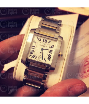 Cartier Tank large automatic