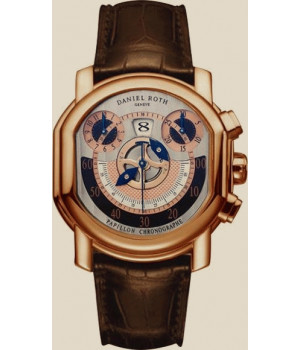 Daniel Roth Academie Papillon Chronographe Men's Watch