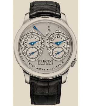 FP Journe 15 Chronometre Resonance Platinum 40MM