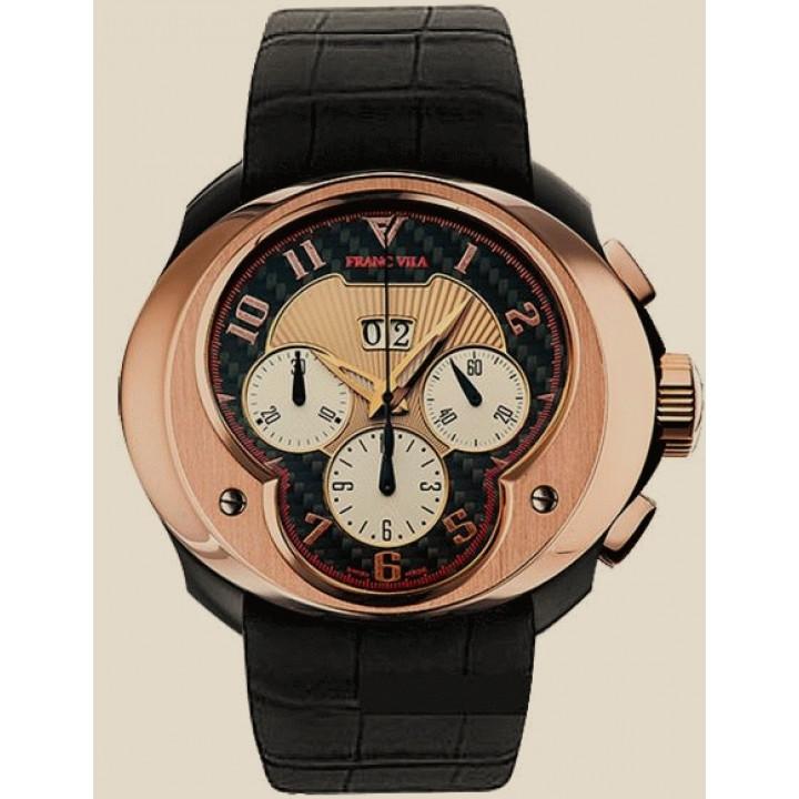 "Franc Vila Complication Chronograph Grand Dateur Grand Sport ""БУ"""