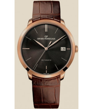 Girard Perregaux 1966 Automatic Men's 18K Rose Gold