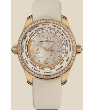 Girard Perregaux WW.TC Lady