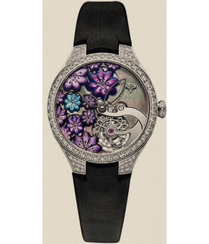 GRAFF MasterGraff Floral Tourbillon 38mm