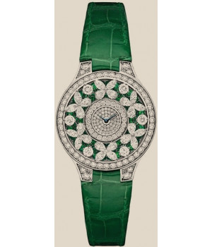 GRAFF Watches Butterfly Green