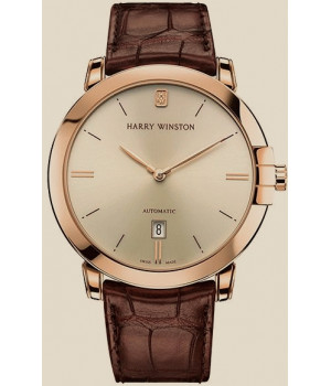 Harry Winston Midnight Automatic 42