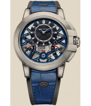 Harry Winston Ocean Collection Project Z10