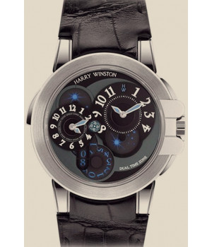 Harry Winston Ocean Dual Time