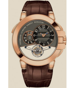 Harry Winston Ocean Tourbillon Big Date