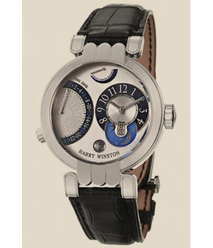 Harry Winston Premier Time Zone
