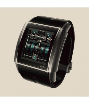 HD 3 HD3 Complication Slyde Slyde Full Black