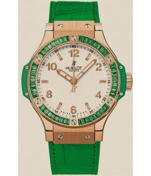 Hublot Big Bang 38 MM Tutti Frutti Big Bang Gold