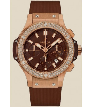 Hublot Big Bang 44 MM Cappuccino Gold