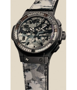 Hublot Big Bang Commando Bang Arctic Carat