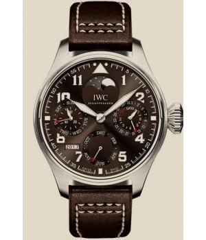 "Iwc Pilot's Watches Big Perpetual Calendar Edition ""Antoine De Saint Exupéry"""