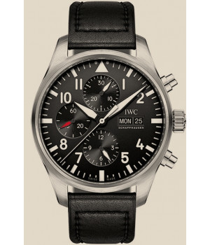 Iwc Pilot's Watches Chronograph
