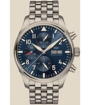 Iwc Pilot's Watches Chronograph Le Petit Prince