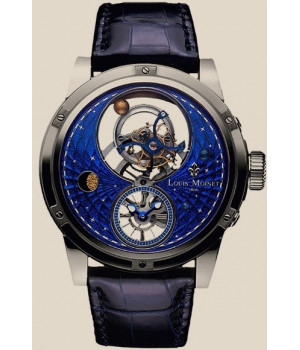Louis Moinet Limited Edition. Extraordinary Pieces Space Mystery