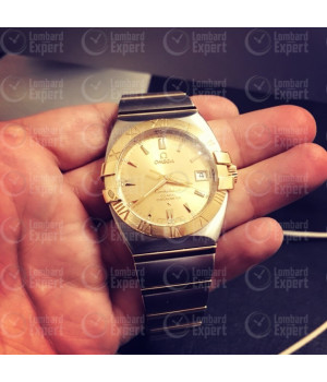 Omega constellation double eagle co-oxial