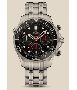 Omega Seamaster Diver 300 M Co-Axial Chronograph 44 мм