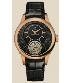 Perrelet Classic. Mens Collection Tourbillon