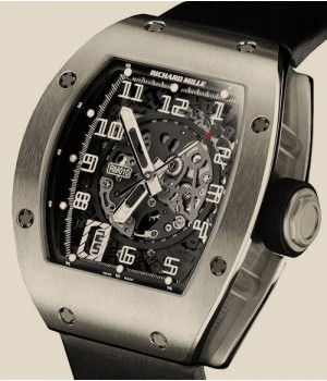 Richard Mille Watches RM 010 WG