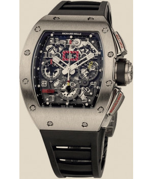 Richard Mille Watches RM 011 WHITE GOLD
