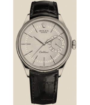 Rolex Cellini Date 39mm, white gold