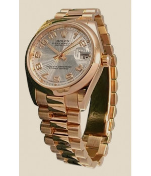 Rolex Datejust 31 mm, Everose gold