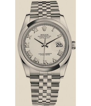 Rolex Datejust 36 mm, steel