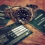 "ROLEX GMT MASTER II 116710 ""БУ"""