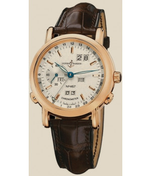 Ulysse Nardin Classical GMT ± Perpetual 40mm