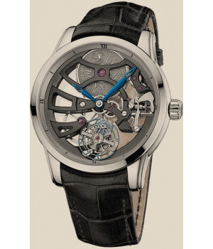 Ulysse Nardin Classical Skeleton Tourbillon Manufacture