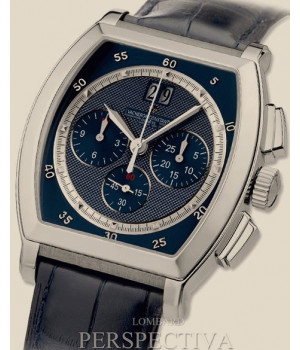 Vacheron Constantin Malte Malte Automatic Chronograph limited edition of 20 pieces in white gold