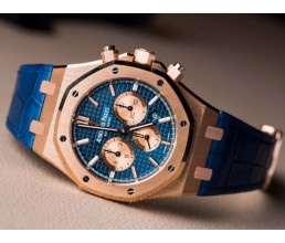 Audemars Piguet Royal Oak 40th Anniversary: символ риска и успеха